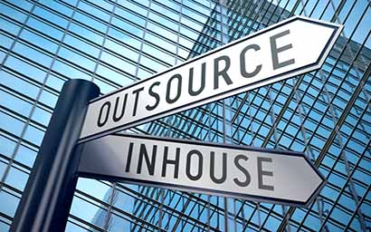 Front-office outsourcing