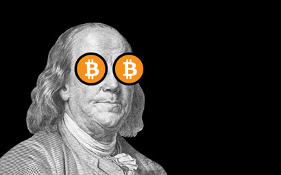 Benjamin Franklin bitcoins