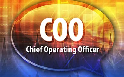chief operating officer