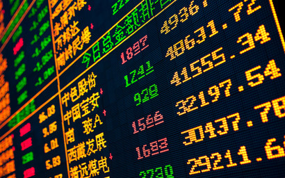 Chinese equities, A-shares