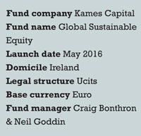 Kames Capital fund launch