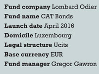 Lombard Odier fund launch