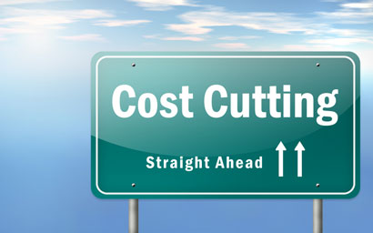 Cost cutting ahead