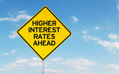 Higher rates ahead