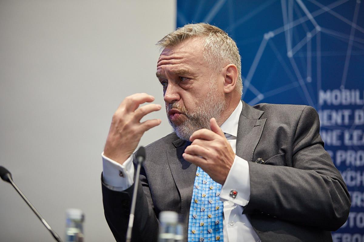 Janusz Lorenc, CEO, Metrosoft
