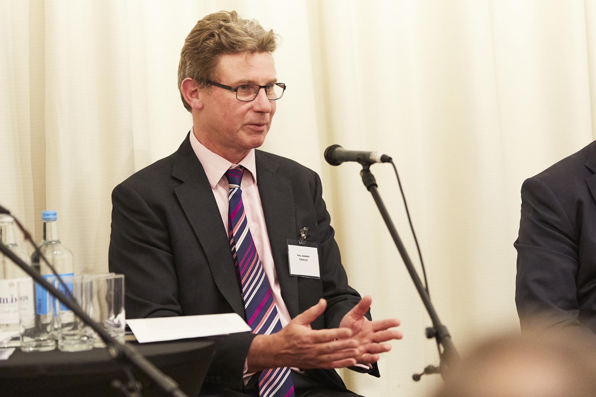 Phil Hannay, Managing Consultant, Catalyst