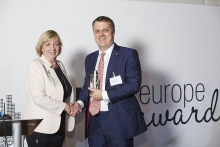 Custodian - BNP Paribas SS. Accepted by Mark Downing, presented by Margaret Delman.