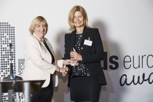 Hedge Fund Administrator - BNP Paribas SS. Accepted by Tania Mahler, presented by Margaret Delman.