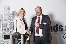 Transfer Agent - Societe Generale SS. Accepted by Stuart Cureton, presented by Margaret Delman.