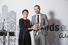 Client Facing System - InvestCloud. Accepted by Christian Ward, presented by Catherine Doherty.