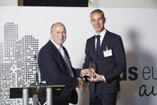 Alternative Investment Firm - Avignon Capital. Accepted by Patrick Flaton, presented by Steve Butler.