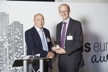 Specialist Investment Firm Commendation - Impax Asset Management. Accepted by Scott  Thompson, presented by Steve Butler.