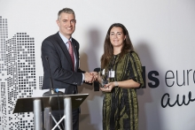 ETF Provider - Lyxor ETF. Accepted by Alexandra Snee, presented by Tom Caddick.