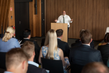 Opening remarks by Alan Chalmers, publisher of Funds Europe