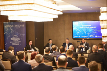 Panel: 'Data – is it the new oil?'