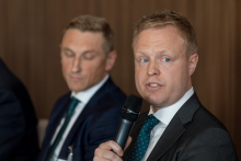 Henning Swabey, Managing Director and Head of Continental Europe, Calastone