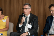Laurent Denayer, CEO, ume