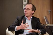 Neil Curham, Executive Director, Alpha FMC