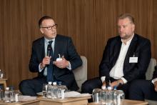 Paul Roberts, CEO, Milestone Group