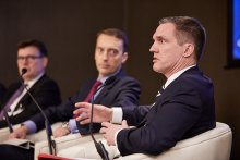 Rob Ward, Managing Director, RBC Investor & Treasury Services