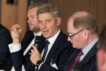 Sébastien Danloy, CEO, RBC Investor & Treasury Services