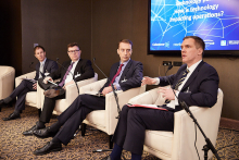 Technology panel: How is technology impacting operations? STP 2.0, streamlining, outsourcing and investment in technology ?