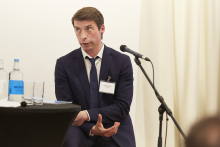 Tony Peacham, Head of Data Management and Reporting, Amundi
