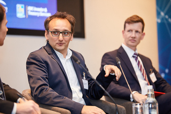 Giacomo Barigazzi, Co Founder, Chief Commercial Officer and CIO, Axyon AI