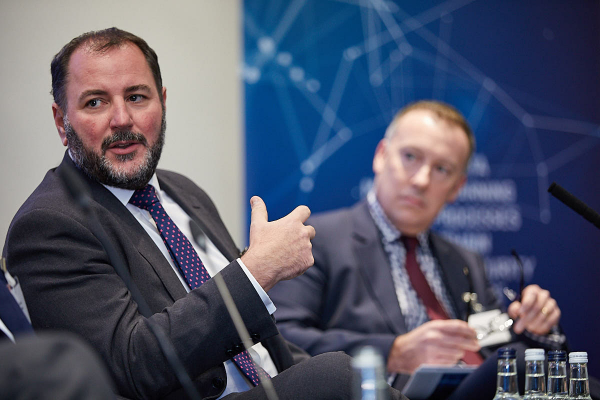 Jamie Stevenson, Global Head of Data & Analytics Product Management, RBC Investor & Treasury Services