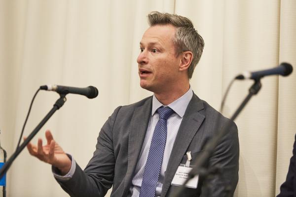 Matthew Newnham, Managing Director, UK & Ireland, MFEX